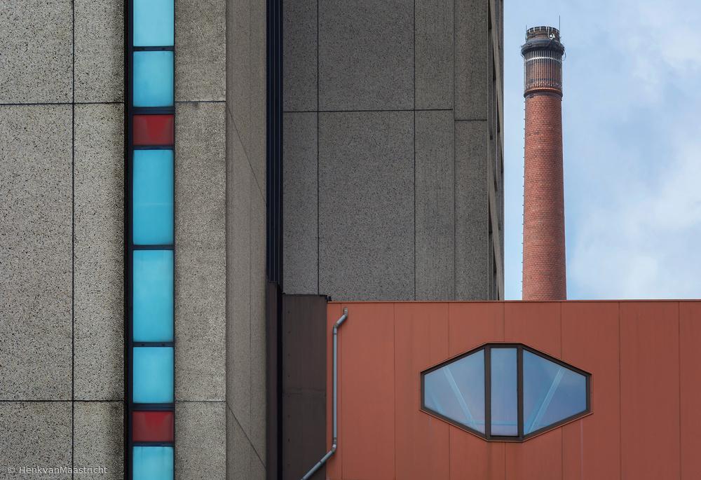 Fotokonst chimney