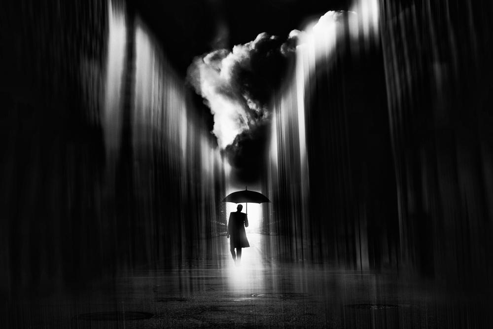 Fotokonst Rainwaker