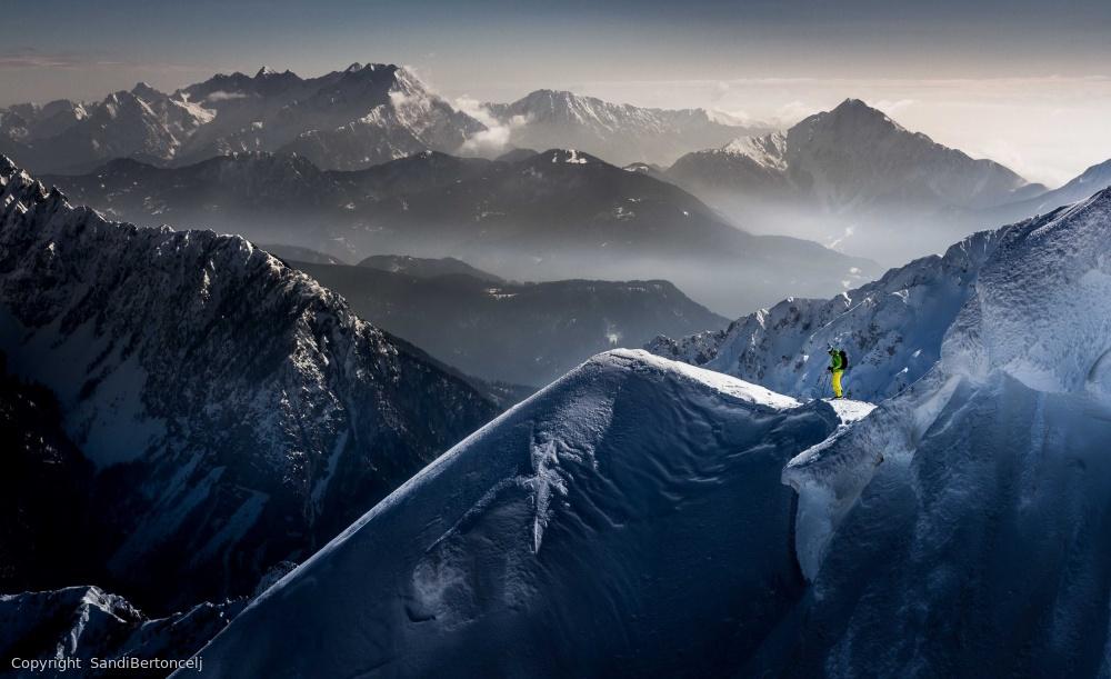 Fotokonst Silent Moments before Descent