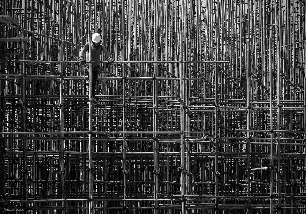 Fotokonst Lines