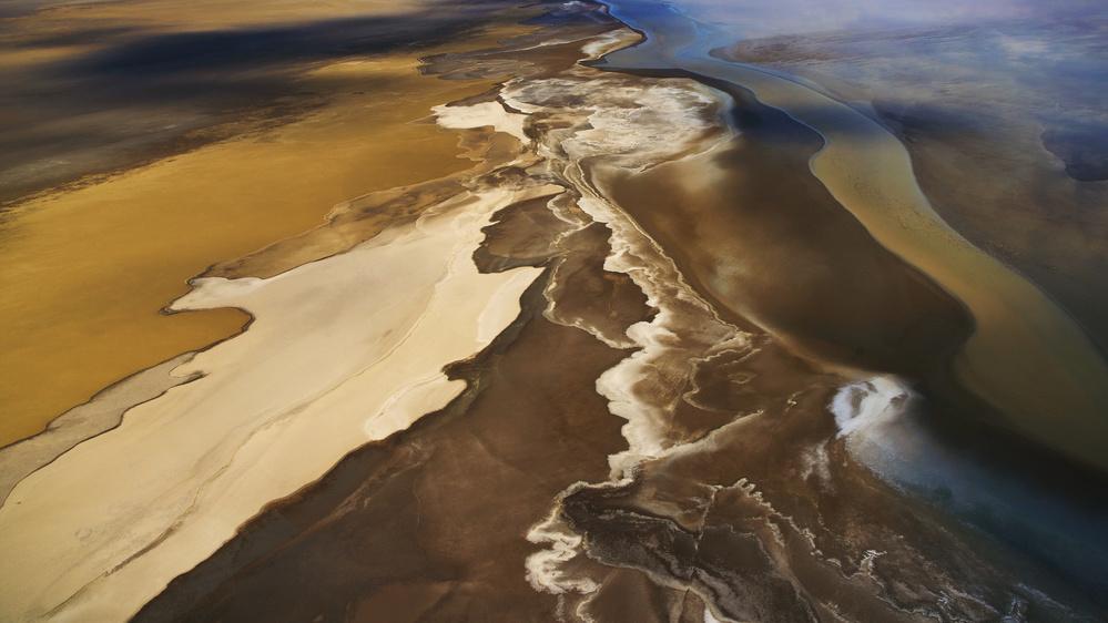 Fotokonst The River of Color
