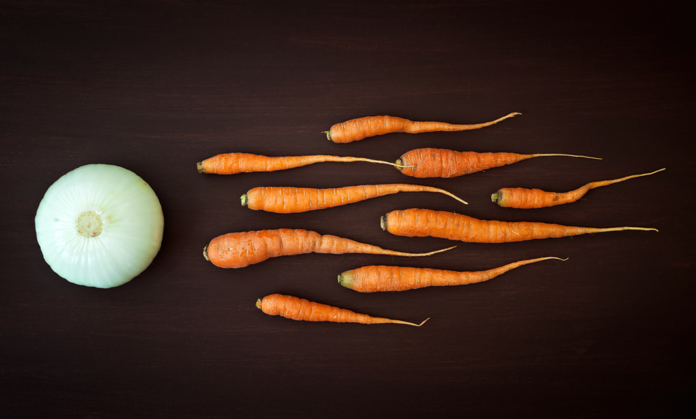 Vegetable reproduction