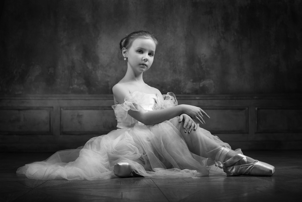 Poster The little prima ballerina