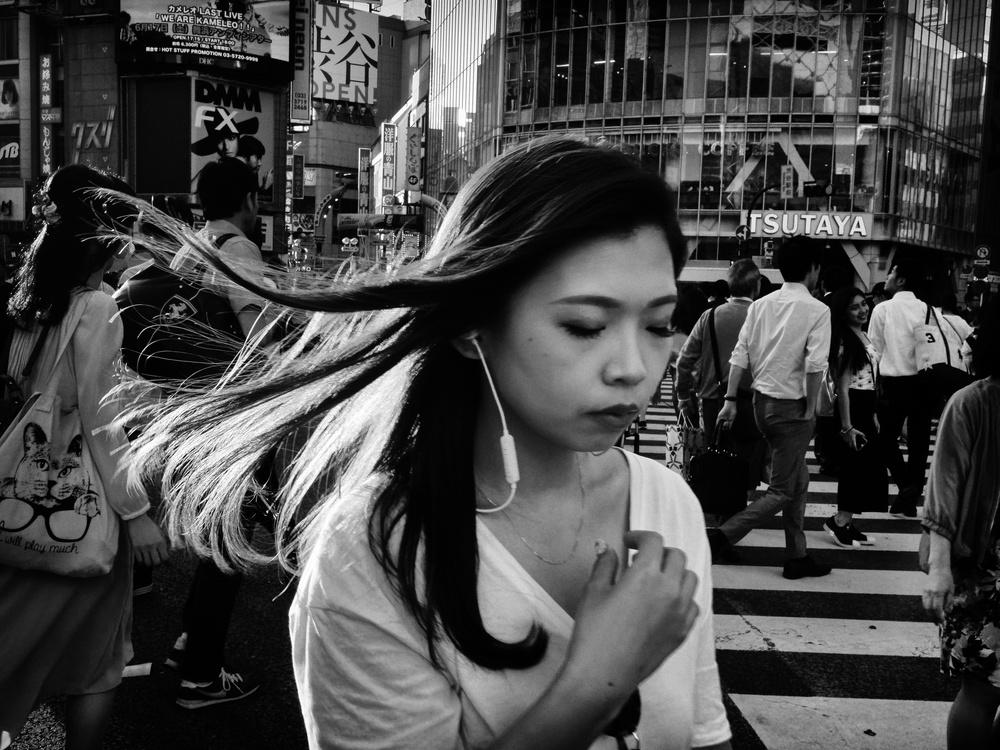 Fotokonst Shibuya