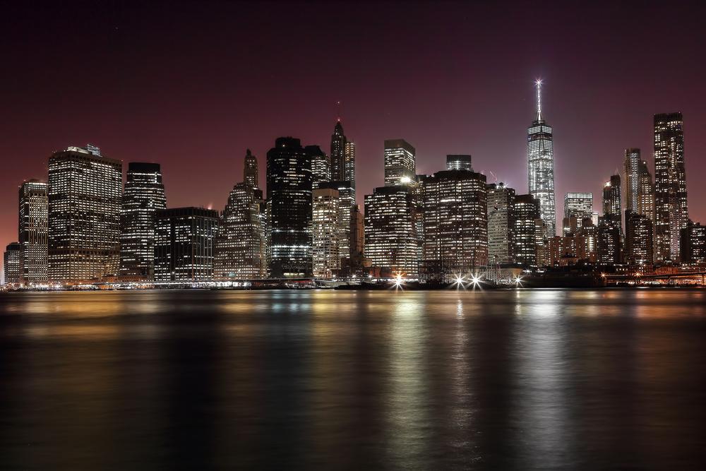 Poster NYC Skyline
