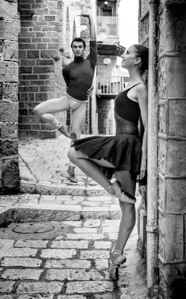 Fotokonst Street Dance