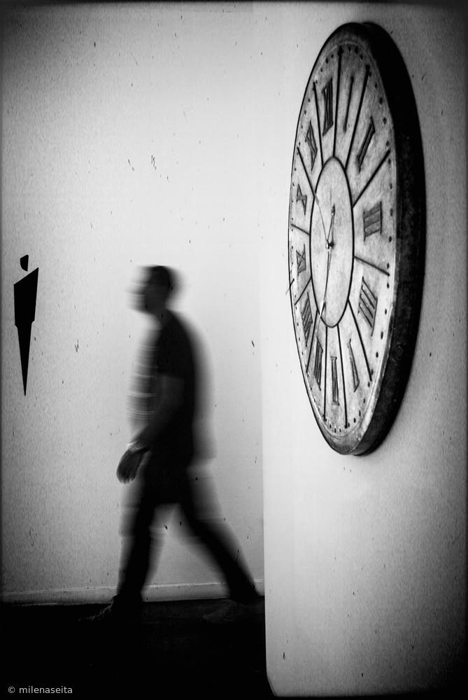 Fotokonst Time Has Told Me