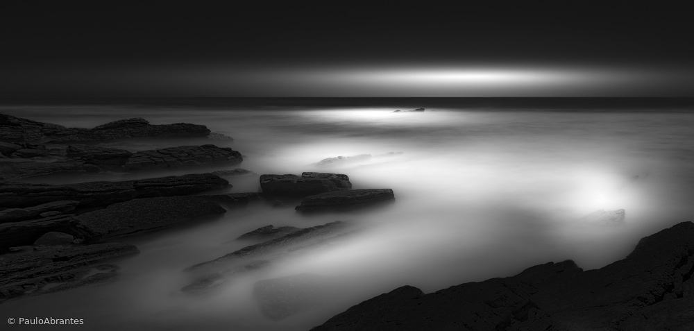 Fotokonst Echo Beach