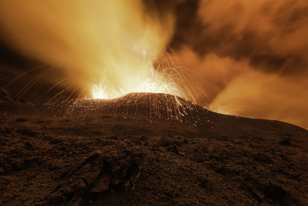 Poster Volcano!