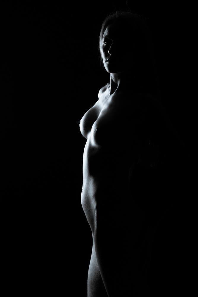 Fotokonst Lines of light