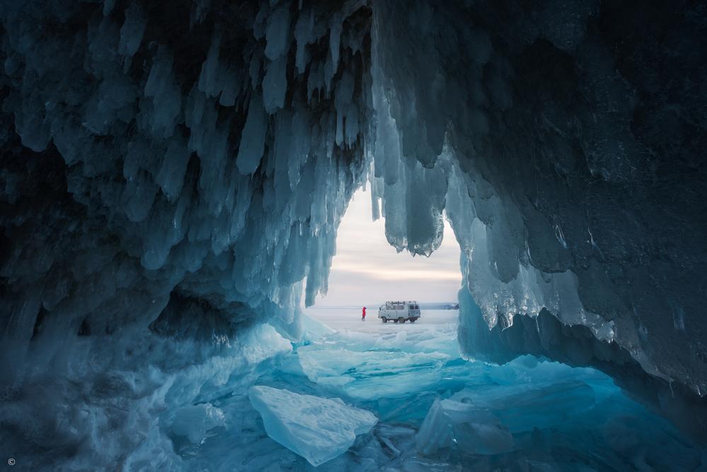 Fotokonst Journey Into Amazing Caves
