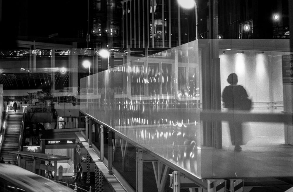 Fotokonst Dream of a lonely walks