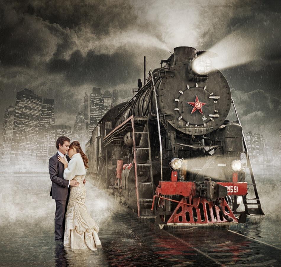 Poster Rain