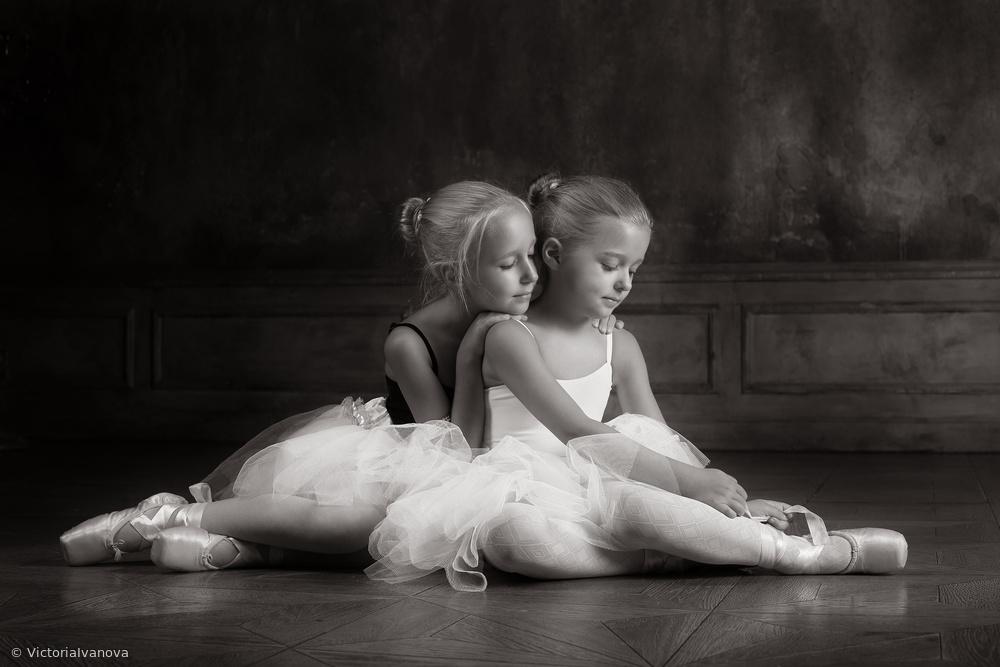 Fotokonst Little dancers