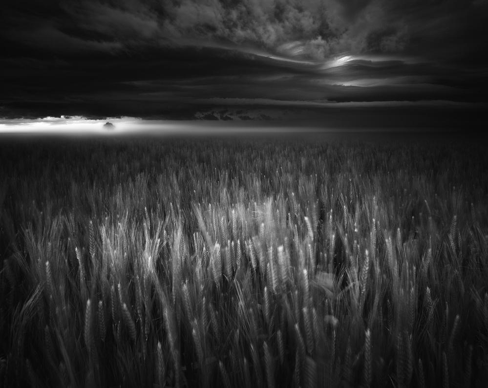 Fotokonst Between Earth & Sky