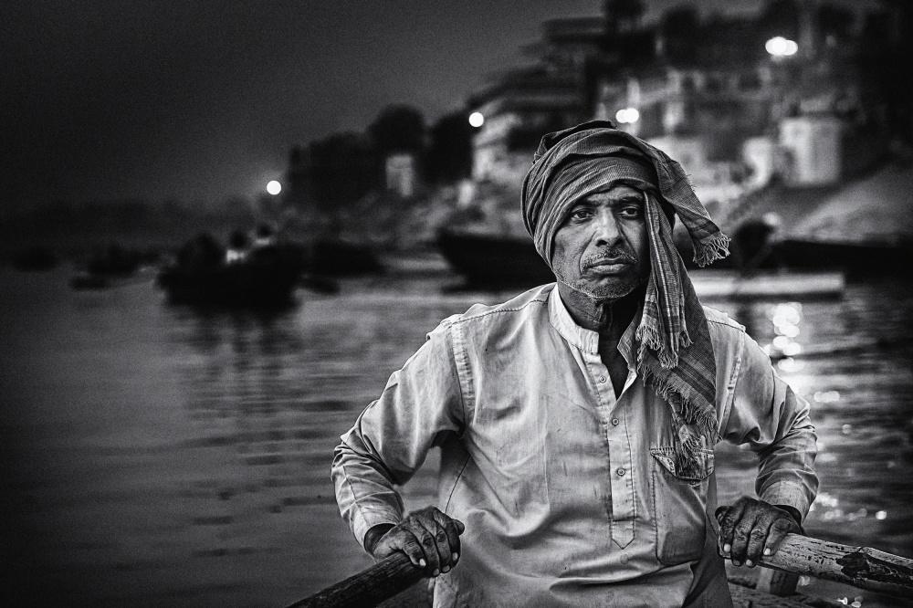 Fotokonst nights on the Ganges