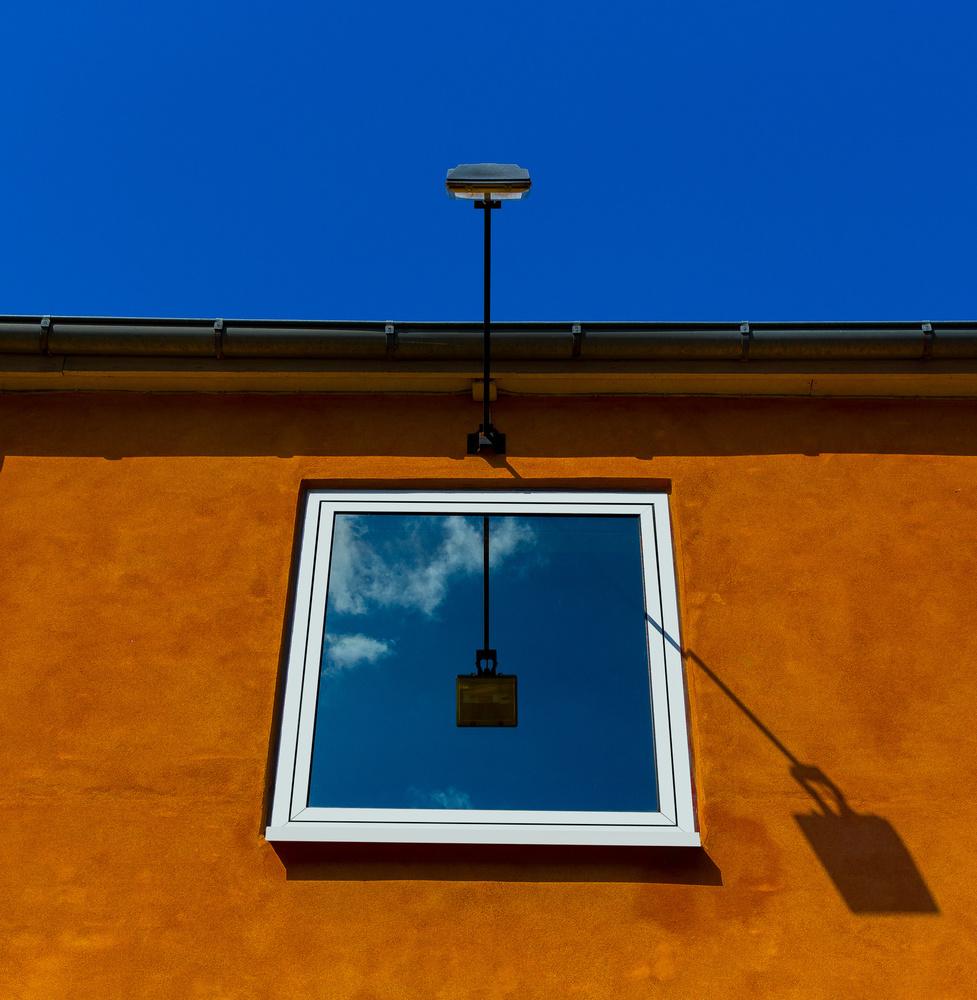 Fotokonst A lamp