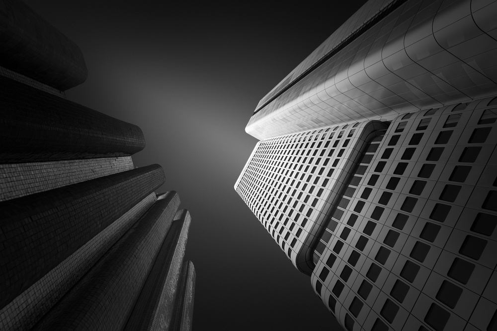 Andre Struik: B&W architecture and landscape photography