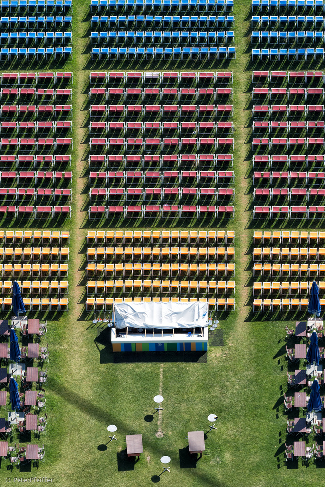 Fotokonst seating