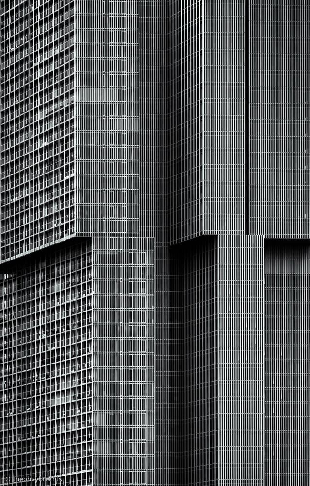 Fotokonst De Rotterdam