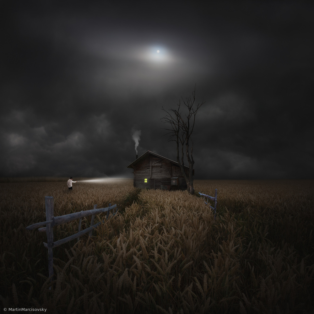 Fotokonst Nightwatch