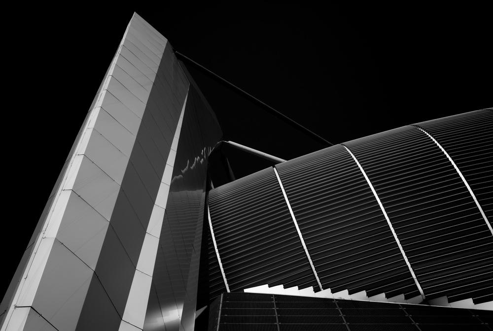 Fotokonst PSV stadium