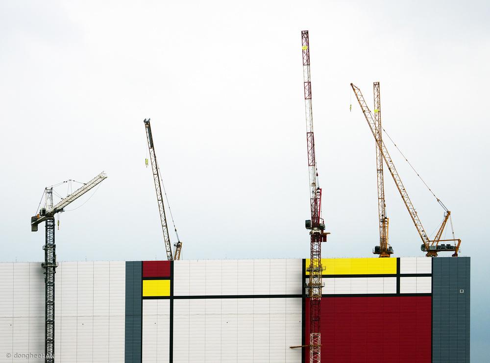 Fotokonst under construction
