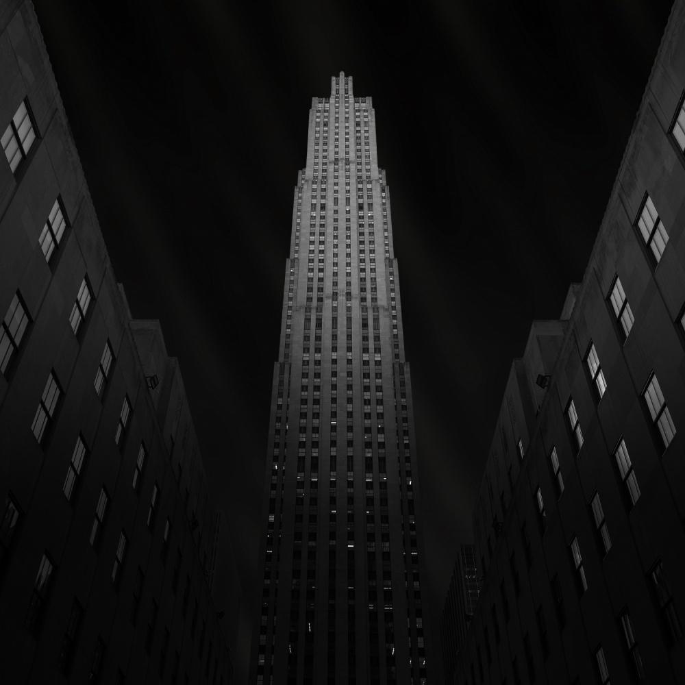 Fotokonst Gotham