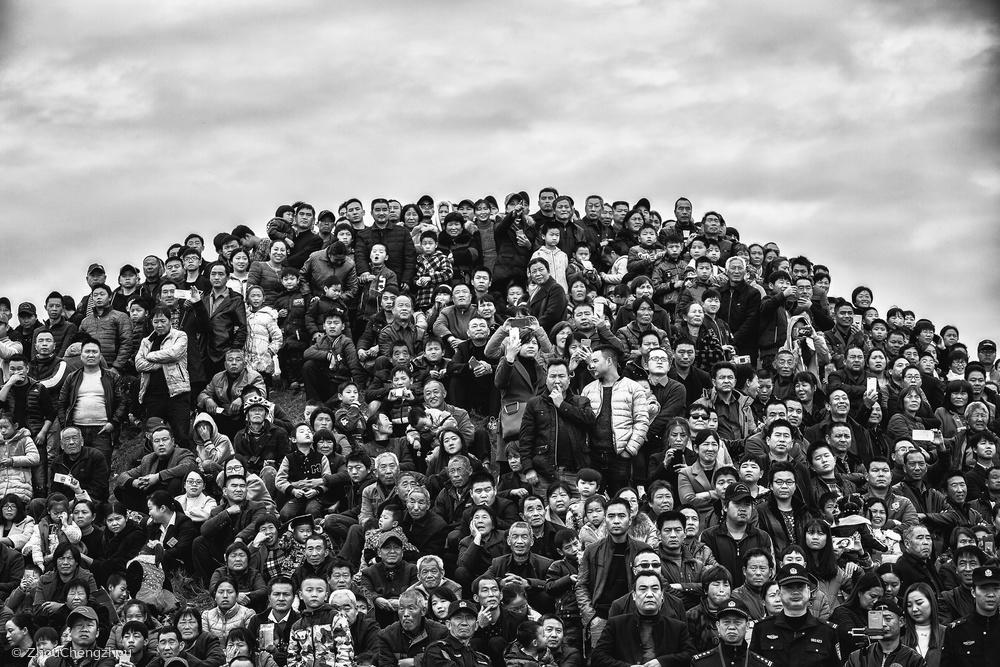 Fotokonst Attitudes of the world dream 3