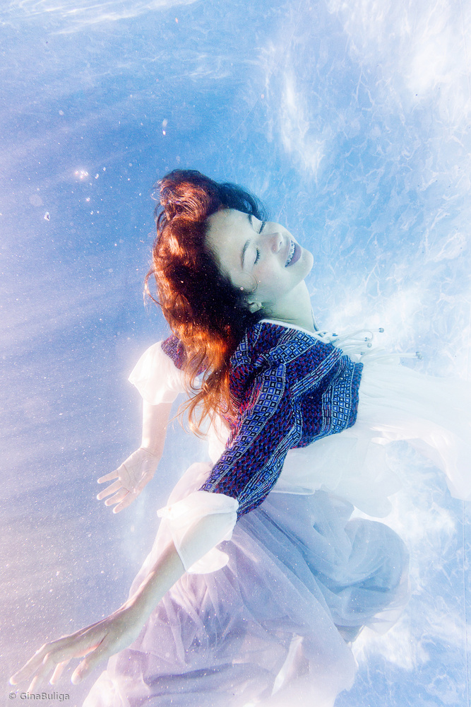 Fotokonst Underwater Love