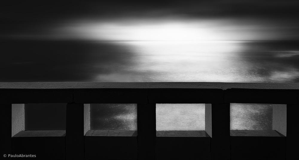 Fotokonst Black Days