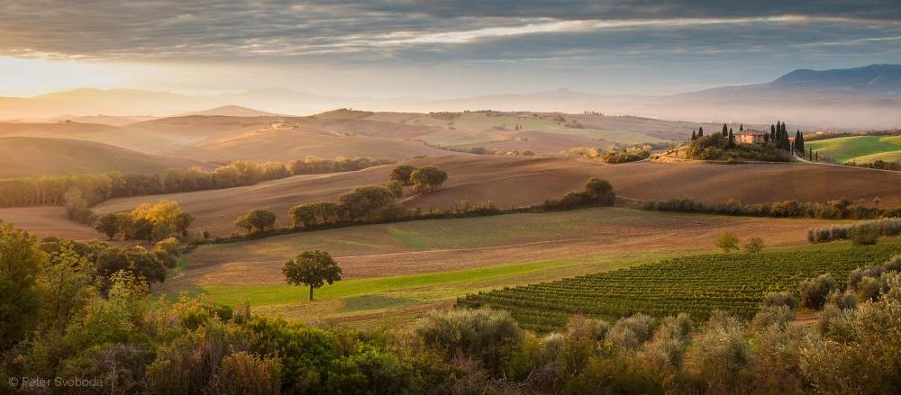 Fotokonst  Fairyland at dawn