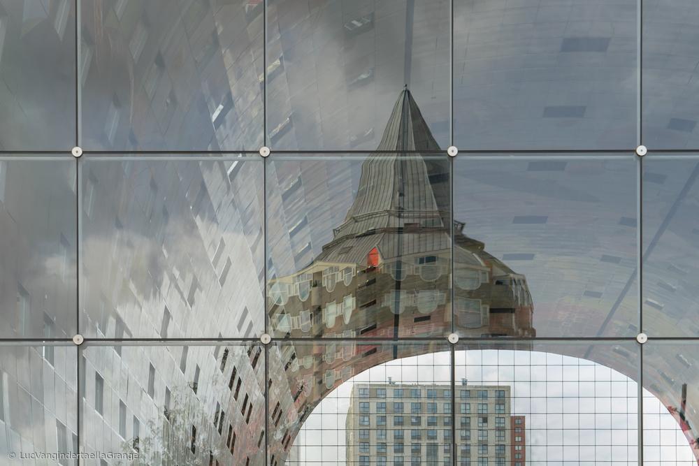 Fotokonst Vista reflection