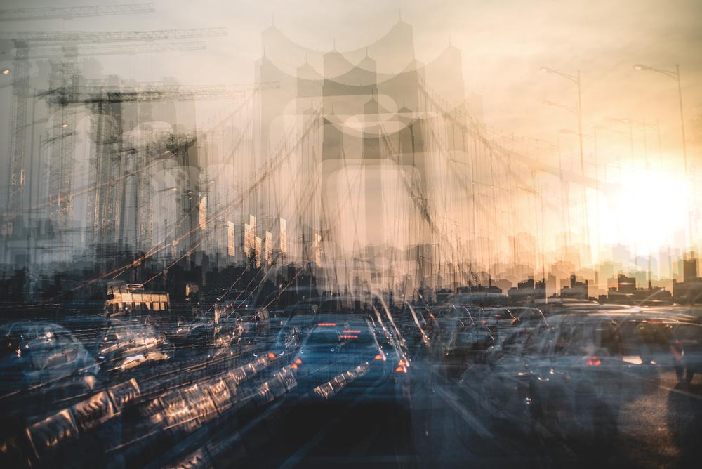 Fotokonst city