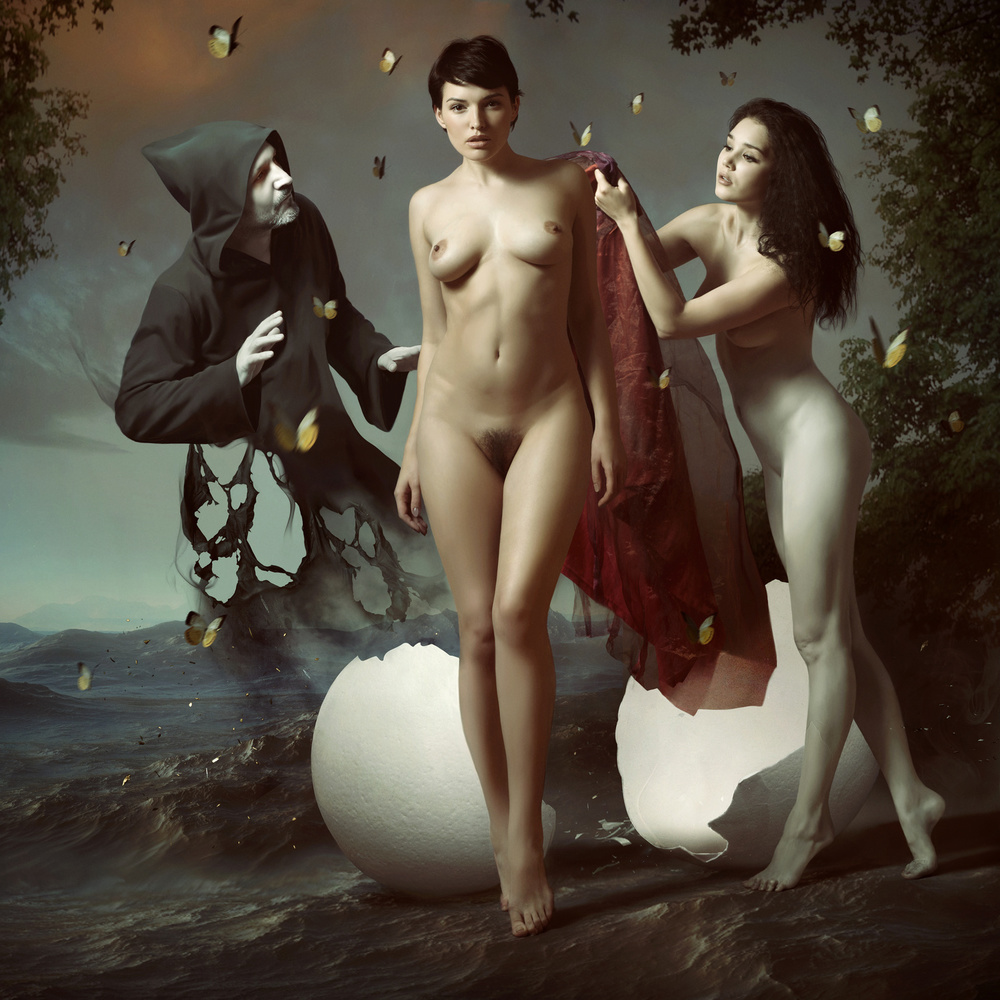 Poster Nascita di Venere