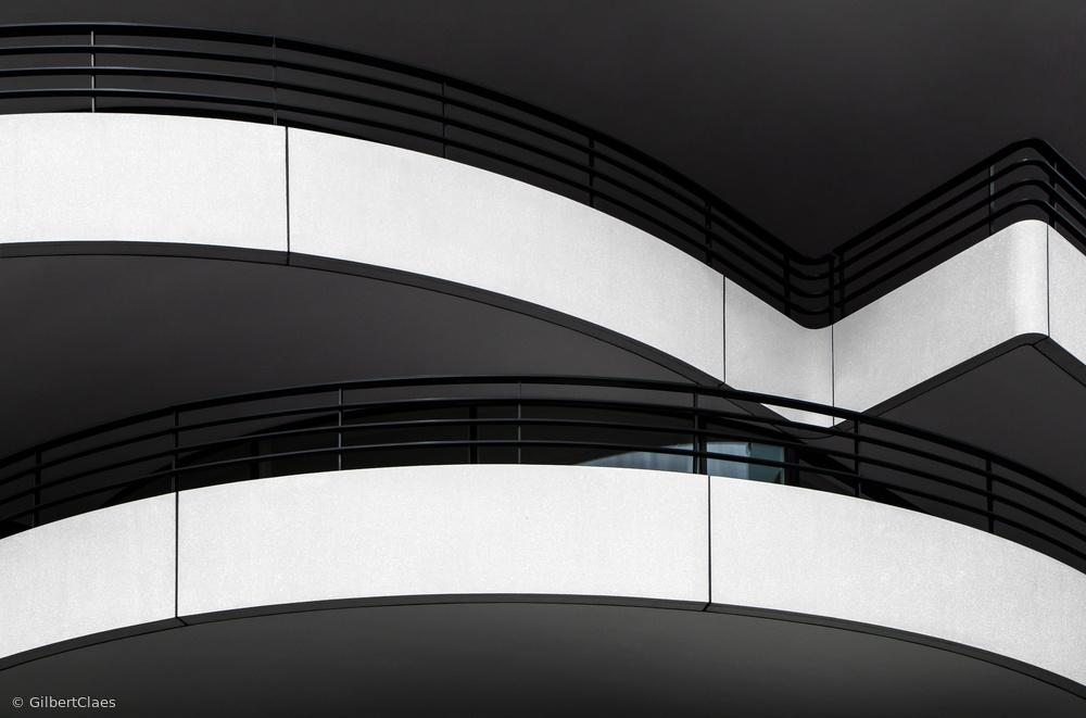 Poster balcony lines