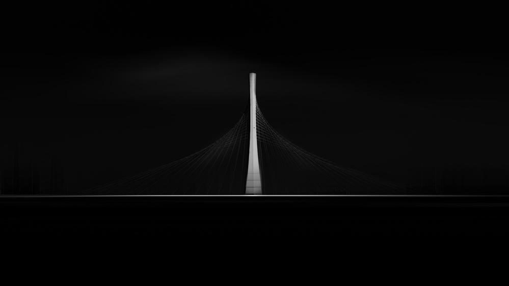 Fotokonst Bridge