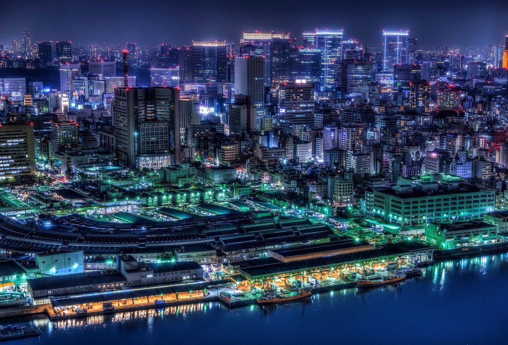 Fotokonst Tokyo