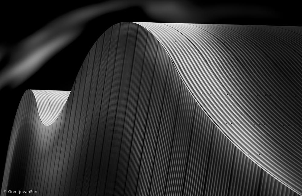 Fotokonst Smooth lines