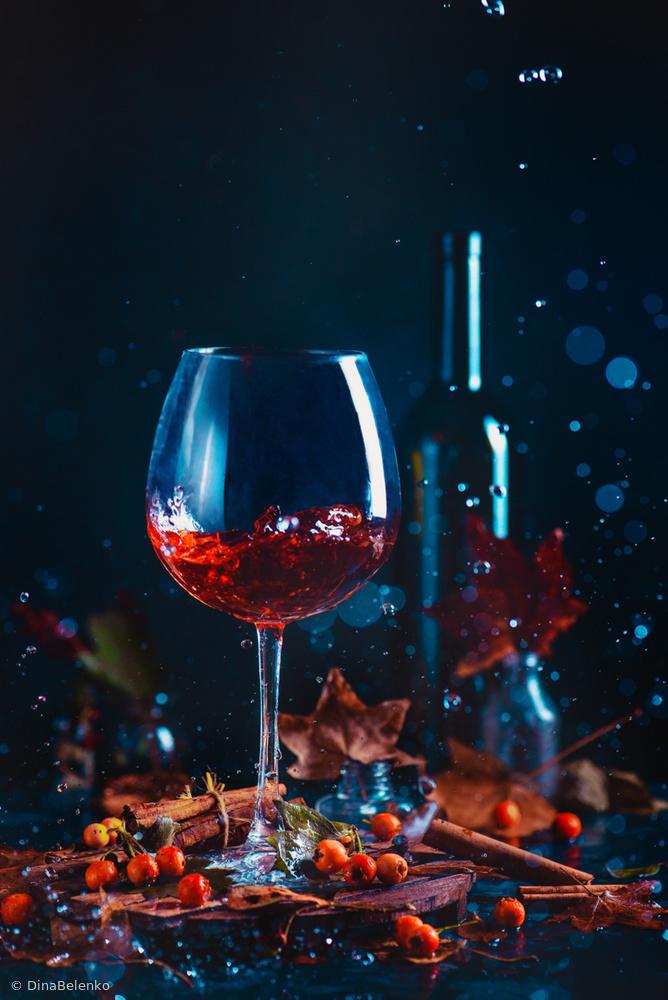 Fotokonst September Mulled Wine