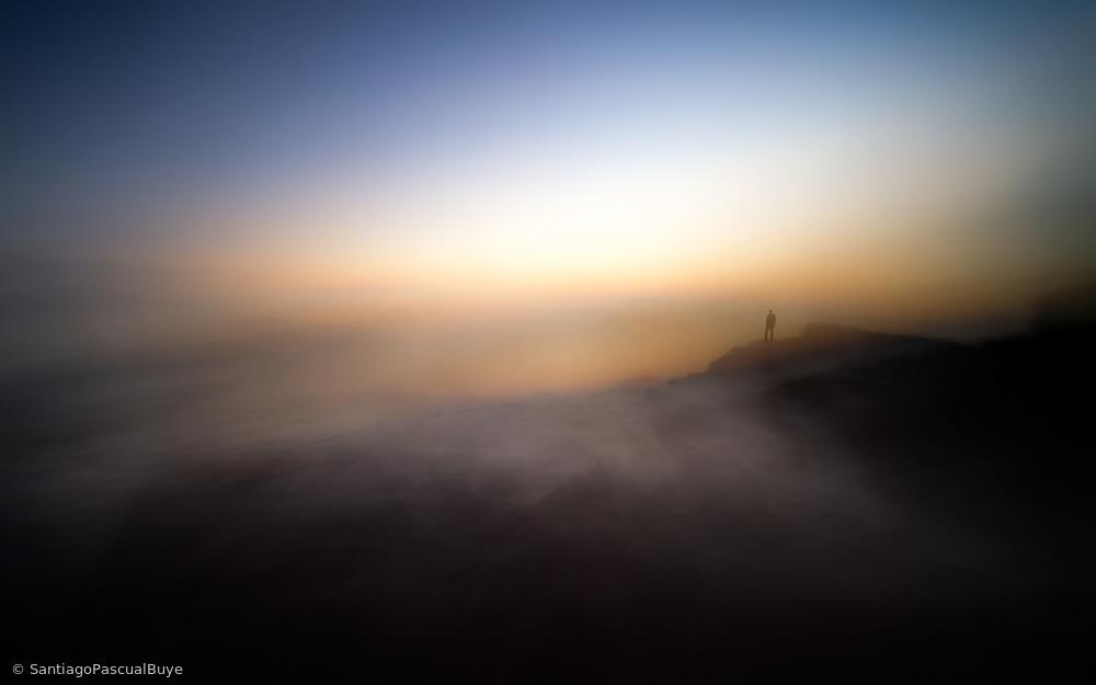 Fotokonst Morning lights