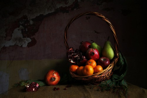 STILL LIFE by Emine Basa