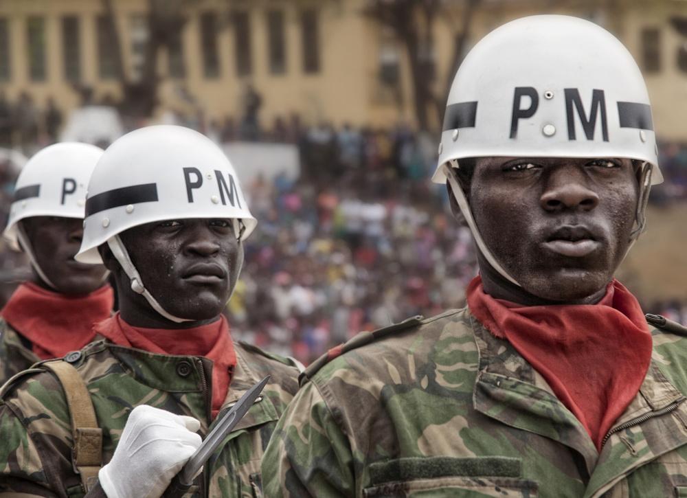 Fotokonst PM (Policia Militar)