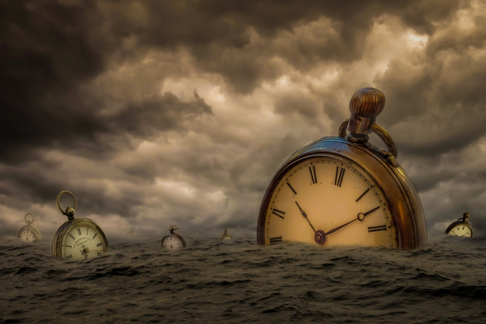 story on time and tide waits for none