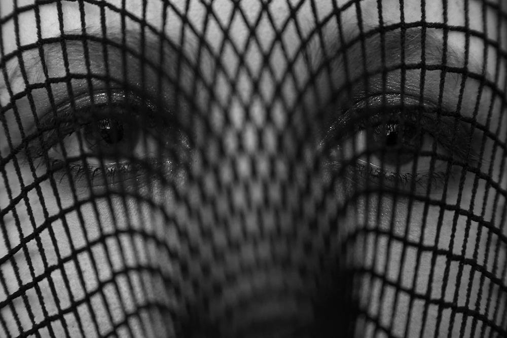 Fotokonst The Imprisoned Mind