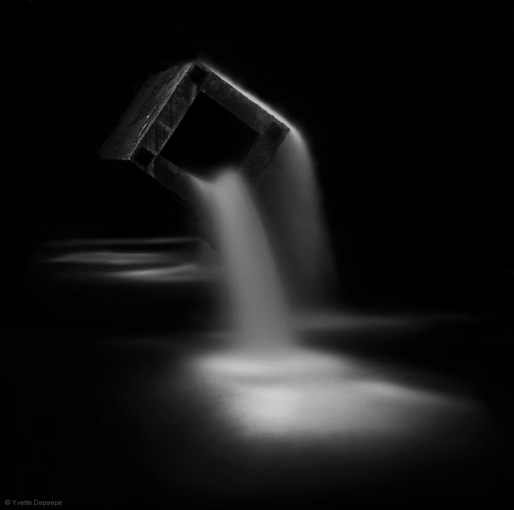 Fotokonst Concrete Synergy ...