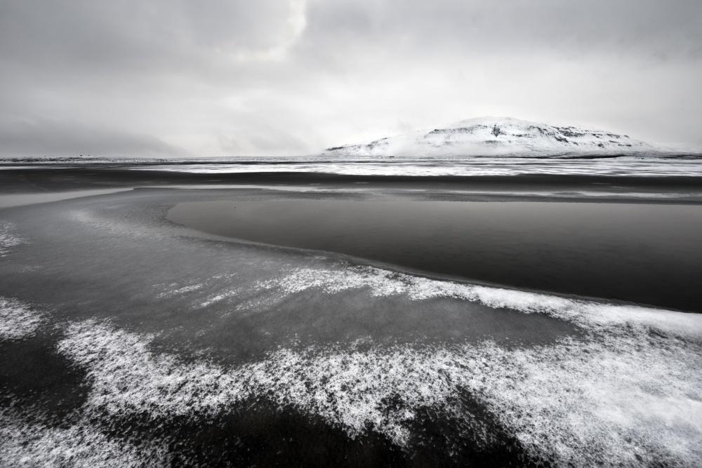 Poster Icelandic Lake