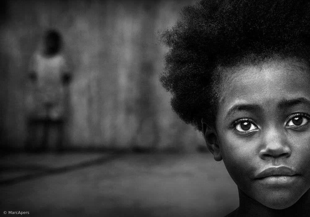 Fotokonst Girl power