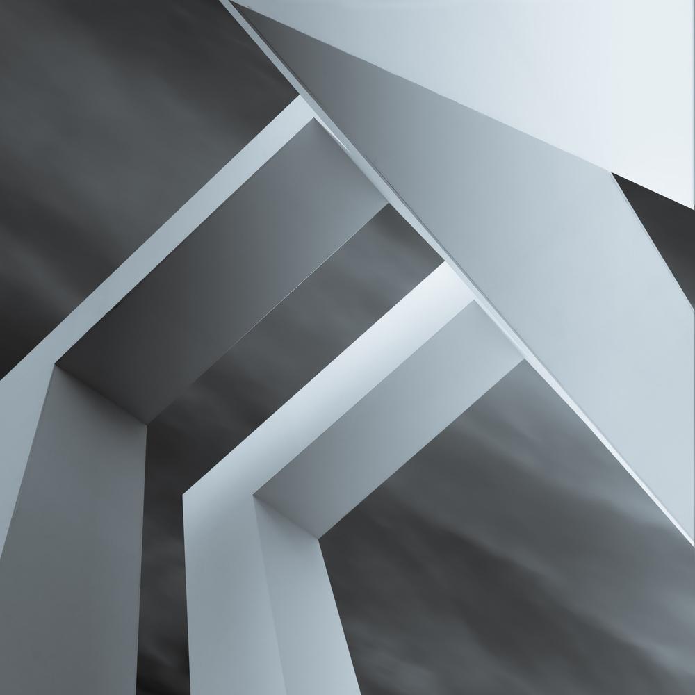 Fotokonst Geometrix I