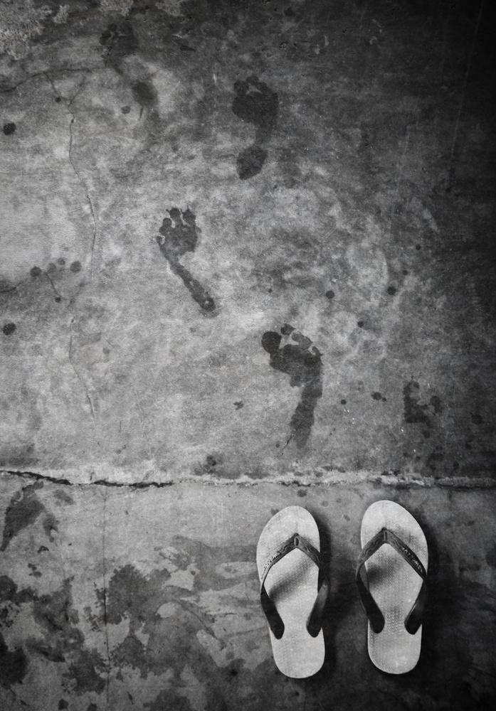 Fotokonst The simple story